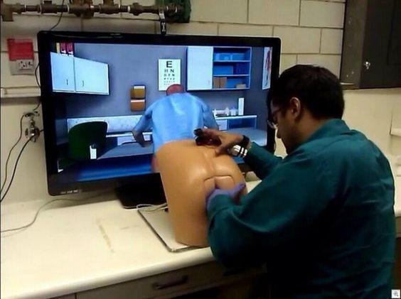 Proctology Simulator