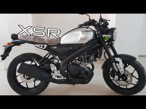 New Designs Yamaha Xsr155 Price Mileage Top Speed View Yamaha