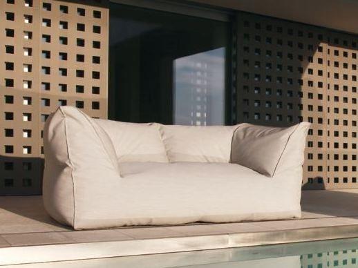 2 Seater Fabric Garden Sofa Divano Giardino Divano Tessuto Design Divano