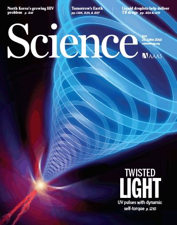 Table of Contents — June 28, 2019, 364 (6447) | Science