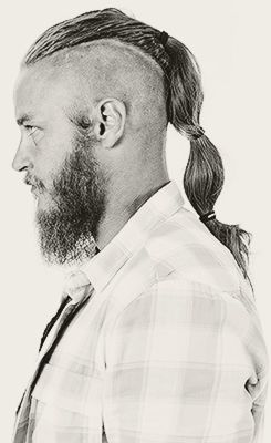 Travis Fimmel...that is one fine Viking