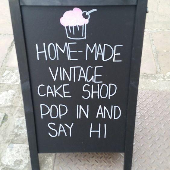 I think i just might! #cake #ilovedecake #vintage #darlington
