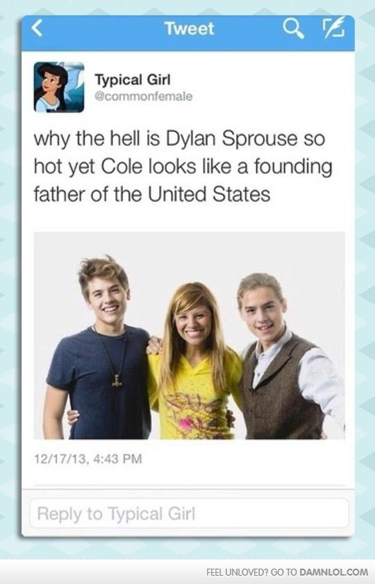 Dylan And Cole Sprouse Dad 5 years, Langua...