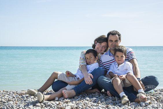 Fotografía familia | Sesión fotos hijos | Fotos en exterior