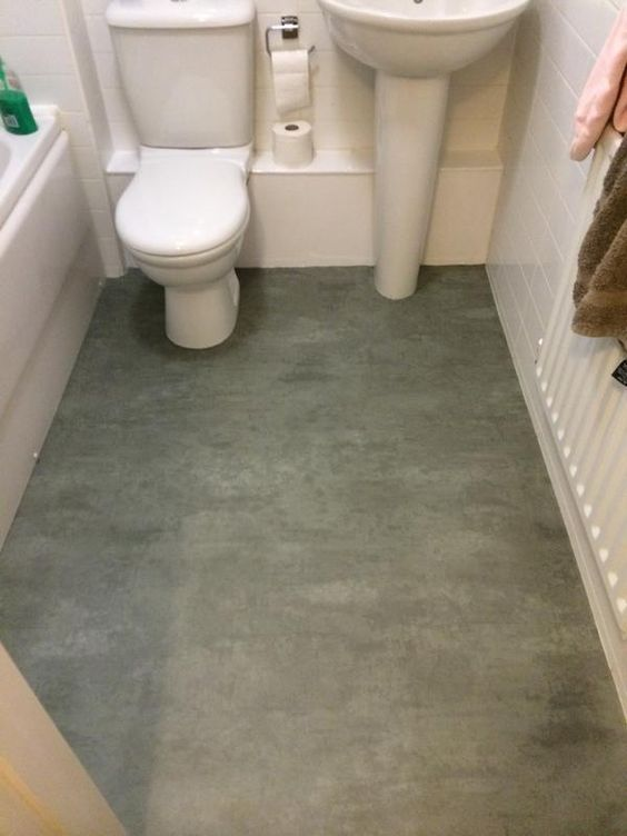 S M Flooring Secura Polished Concrete Sheet Vinyl Flooring House Details Pinterest