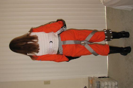 Rebel Legion :: Viewing costume :: X-wing Pilot