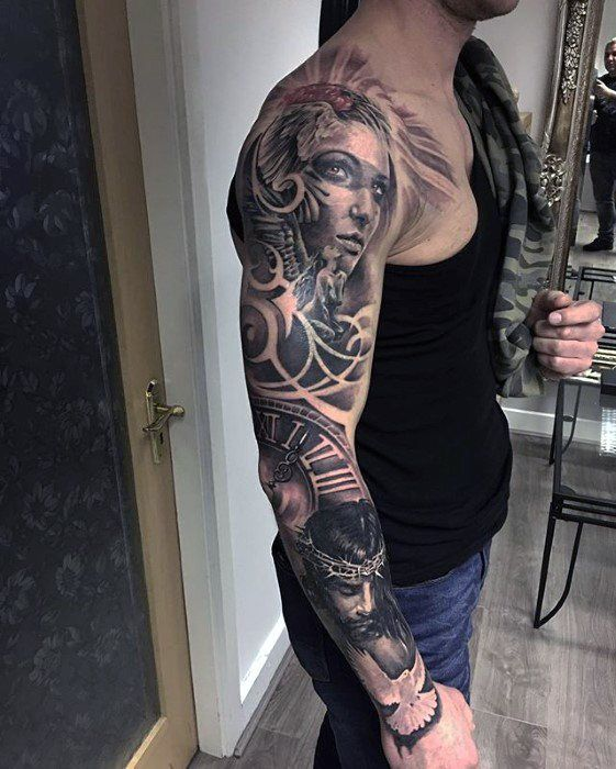 Pin By Claudio Estima On Cover Ups Cover Up Tattoos Black Tattoo Cover Up Cover Up Tattoos For Men