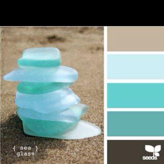Beach Colour Scheme - This Is It!!!