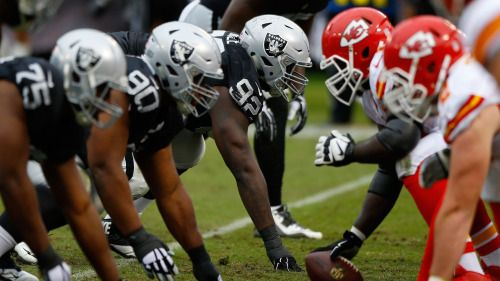 Raiders-Chiefs game time, TV schedule, playoff picture, online... #NFL: Raiders-Chiefs game time, TV schedule, playoff picture,… #NFL