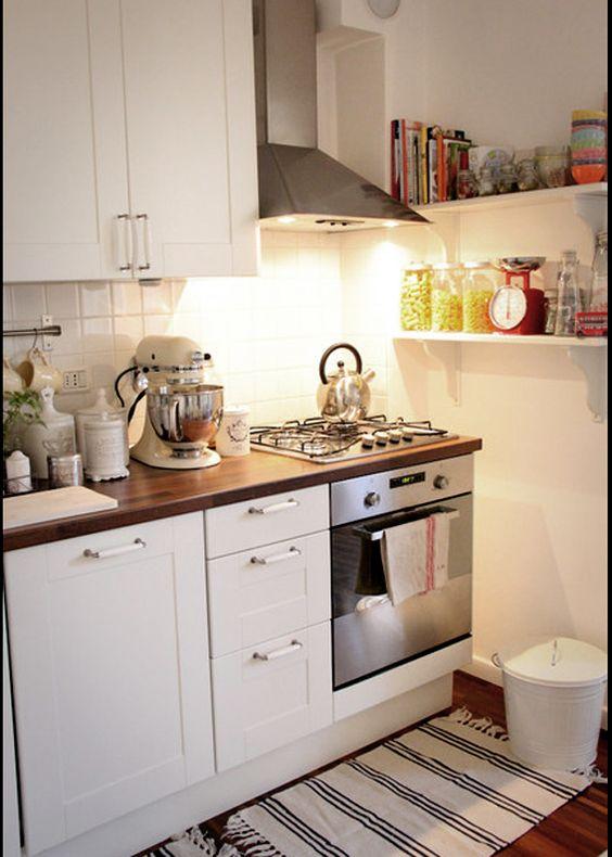 Fácil de Cocina Remodelación Consejos y asesorar a la pequeña ...