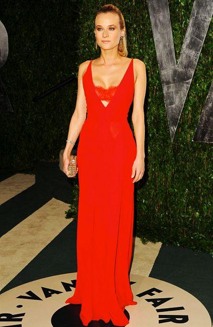 Diane Kruger (Vanity Fair Oscar party)