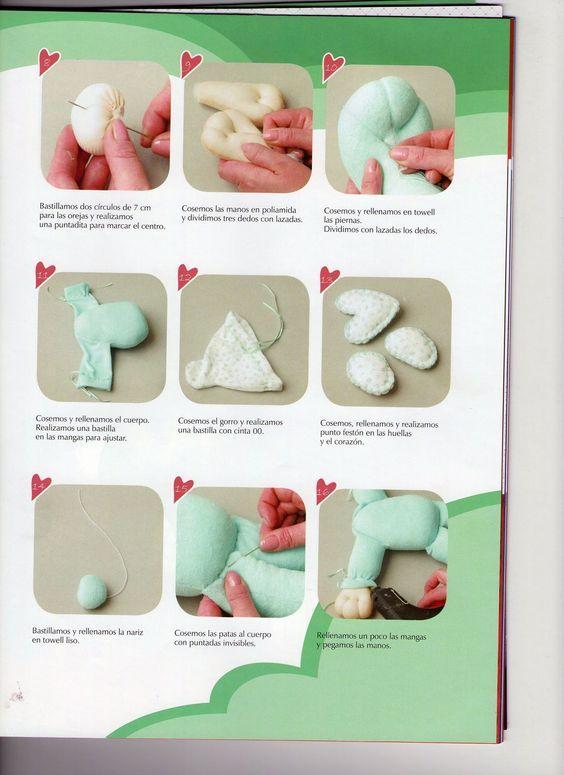 Libro diseño de muñequeria soft VOL.8 20/37