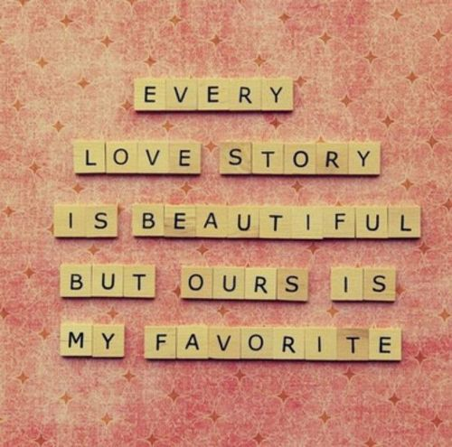 Our love story x