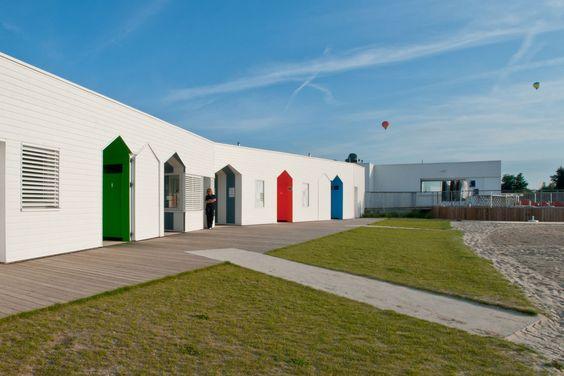 Fluor Architecture: Guillaume Avenard et Hervé Schneider