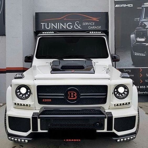 Must See 2018 Brabus 800 Mb G63 W463 Concept Release Date