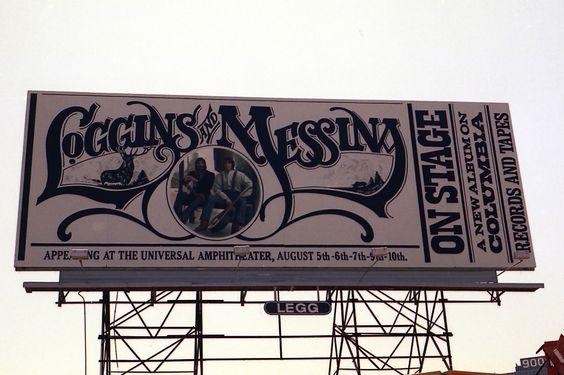 Loggins & Messina Billboard