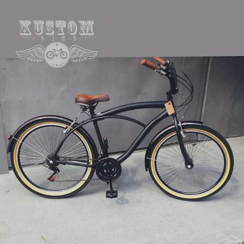 Bicicleta Harley Inspired Vintage Retro Masculina R 1 427 00