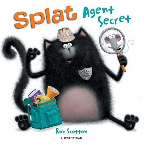 Newwaypdfebook Fraybentosa Telecharger Pdf Splat Agent Secret Album En 2020 Telechargement Album Livre