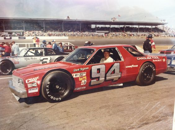 Redneck slot car raceway