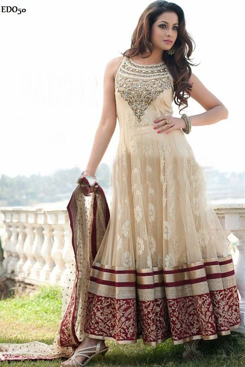 Virani Style Anarkali Dress Extremely Beautiful by Ethnicdresses ...