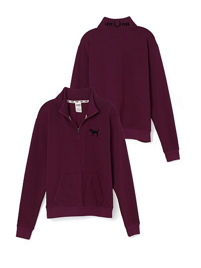 Boyfriend Half-Zip PINK | Dream Closet | Pinterest | Nike shoes ...