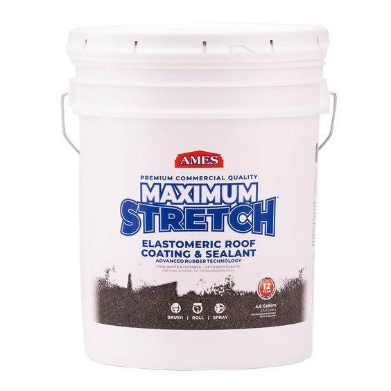 Kool Seal Part Kst063600 20 Kool Seal Elastomeric Roof Coating Premium White 5 Gallon Roofing Sealant Elastomeric Roof Coating Roof Coating Roof Sealer