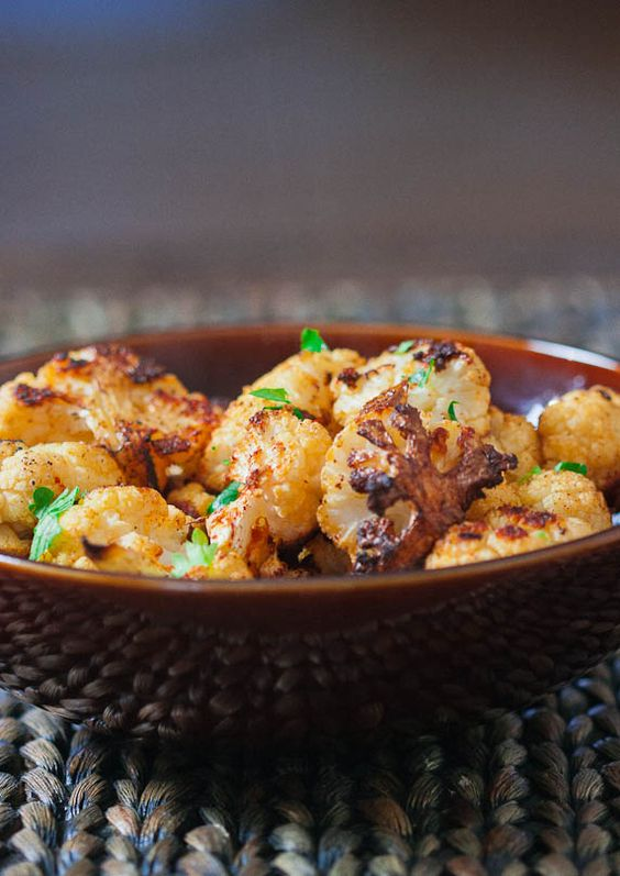 Cauliflower Poppers II | Recipe | Cauliflower Poppers and Cauliflowers