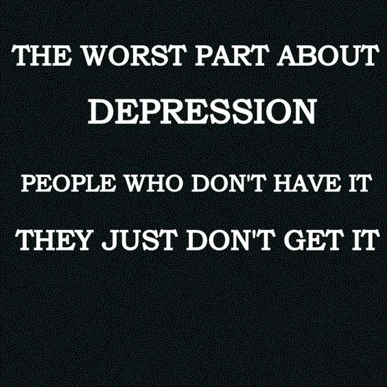 Quotes For Someone Who Is Sad: Depression, Depression Quotes And People On Pinterest