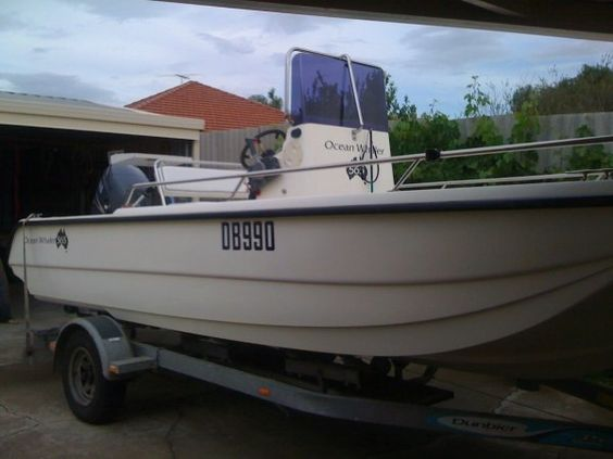 ocean whaler 565, dunbier trailer, garmin 750s gps chartplotter, Fish Finder