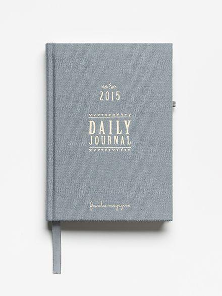 un cadeau pour moi même : un agenda, mais un agenda trop bien : le Frankie Diary !