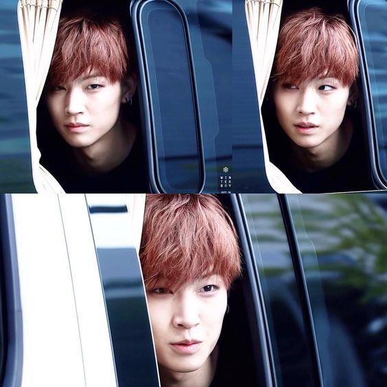;; [FANTAKEN] 151004 JB after Inkigayo rehearsal. ©Winterboy #GOT7 #MAD #니가하면…
