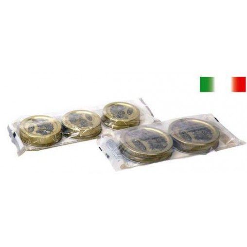 Capsule barattolo Fiocco TO56 - 108 pz