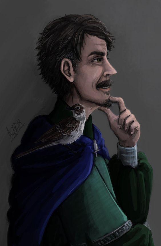 Petyr Baelish Mockingbird by aiconx