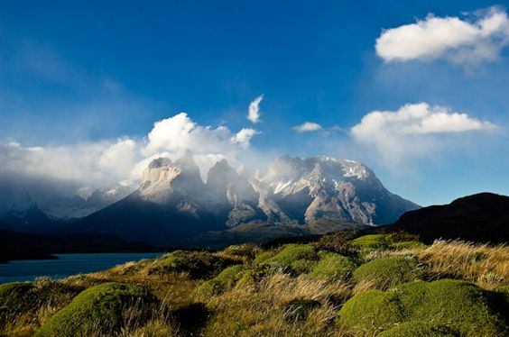 Patagonia, hiking and running in fresh air!