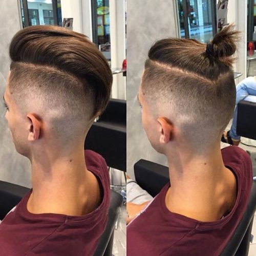 Disconnected Undercut Hairstyles For Men 20 New Styles And Tips Thick Hair Styles Top Knot Hairstyles Hair Styles