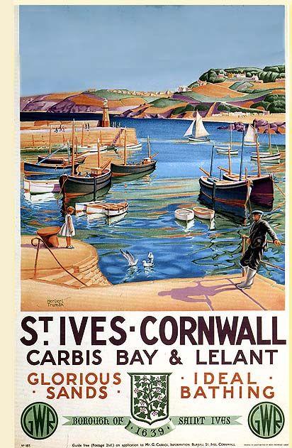St Ives Cornwall  #RePin by AT Social Media Marketing - Pinterest Marketing Specialists ATSocialMedia.co.uk