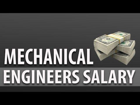 Mechanical Engineer Salary Job Overview Mechanical Engineering