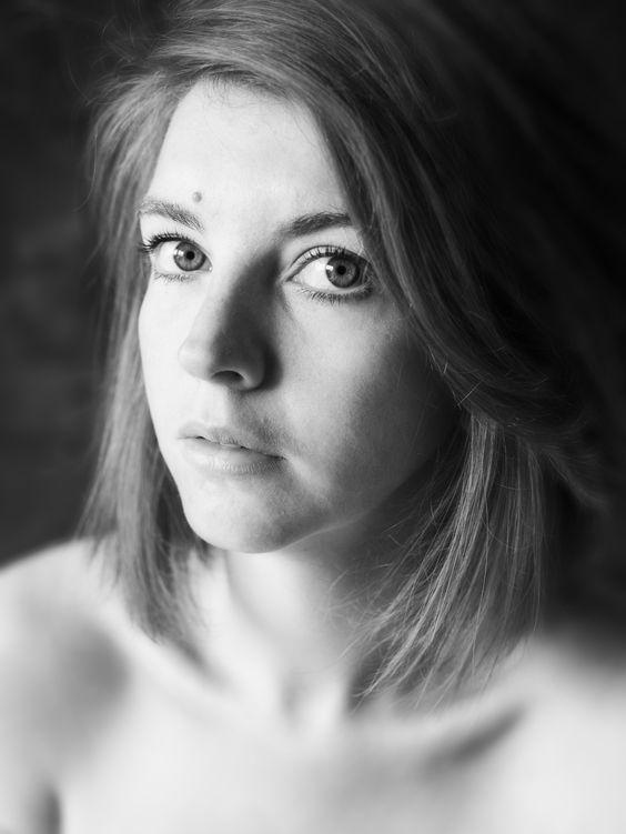 portrait noir et blanc studio photographie photographe annemasse annecy genve studio black and - Photographe Mariage Annemasse