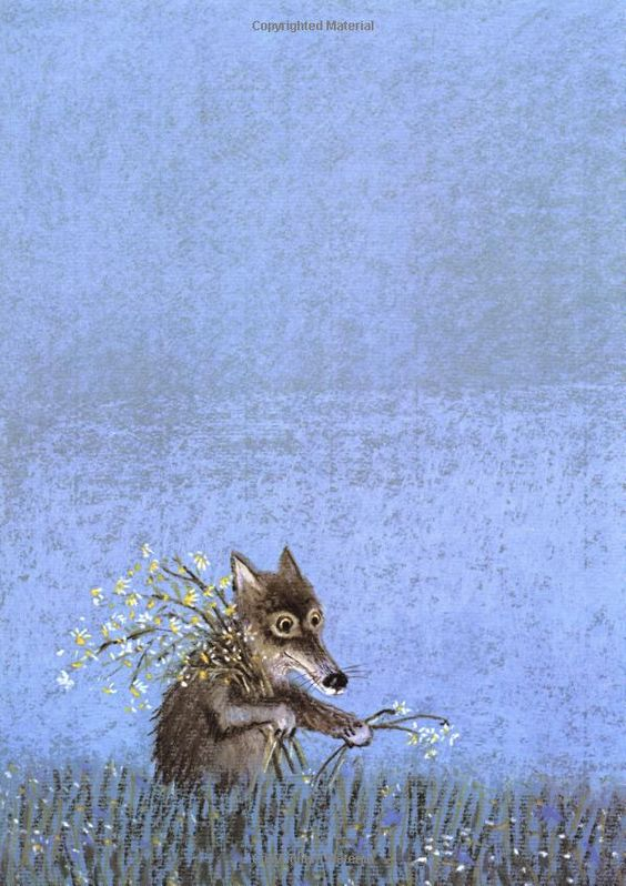 The Story of the Kind Wolf: Peter Nickl, Jozef Wilkon, Marion Koenig: 9781558580664: Amazon.com: Books