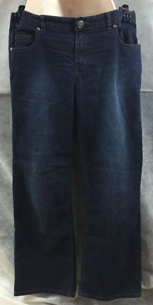 Girls Bootcut Jean blue jeans 16 Plus wide leg baggy loose Fit stylish Fashion #Circo #BootCut