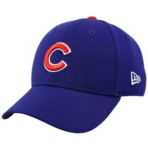 Cubs Floppy Hat: Chicago Cubs YOUTH Pinch Hitter Wool Replica Adjustable