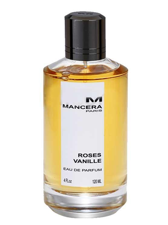 عطر مانسيرا روز فانيلا Eau De Parfum Mancera Perfume Bottles