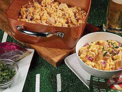 copper chef mac and cheese