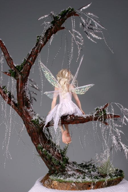 Enchanted Forest - One-Of-A-Kind Doll by Tanya Abaimova. Picture #3