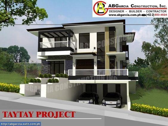 Modern zen house designs philippines modern asian for Modern minimalist bungalow