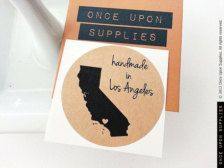 Handcrafted in California