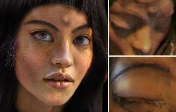 Σελήνη - Ωορρηξία - Σύλληψη - Αντισύλληψη : Είναι αυτή η εξωγήινη γυναίκα που βρήκε η NASA στη...