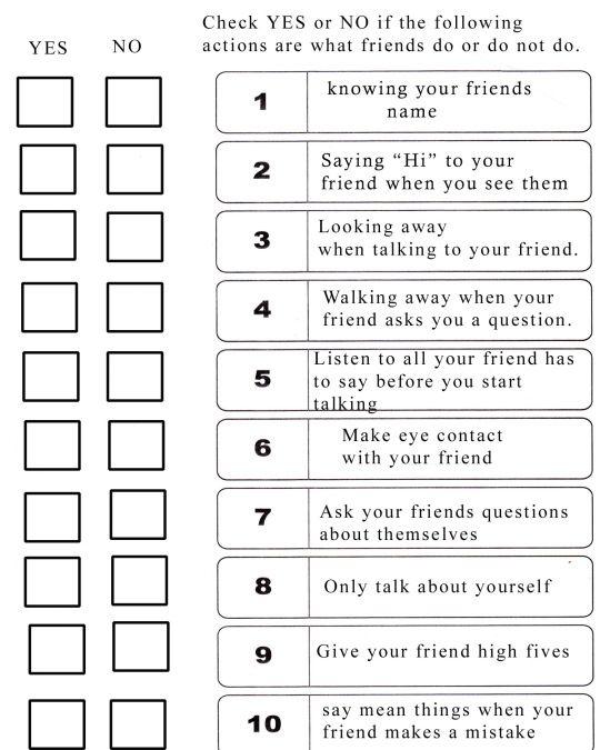 Quiz Am I A Elevated Friend