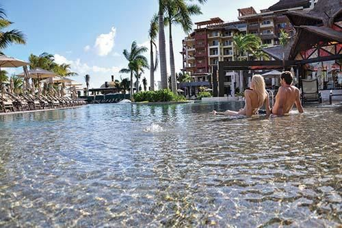 Interval International | Resort Directory Villa del Palmar Cancun Beach Resort and Spa 1