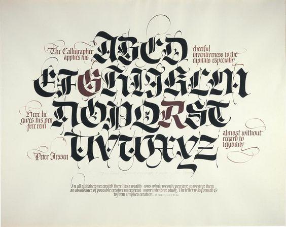 Calligraphy joyful lettering ️ pinterest